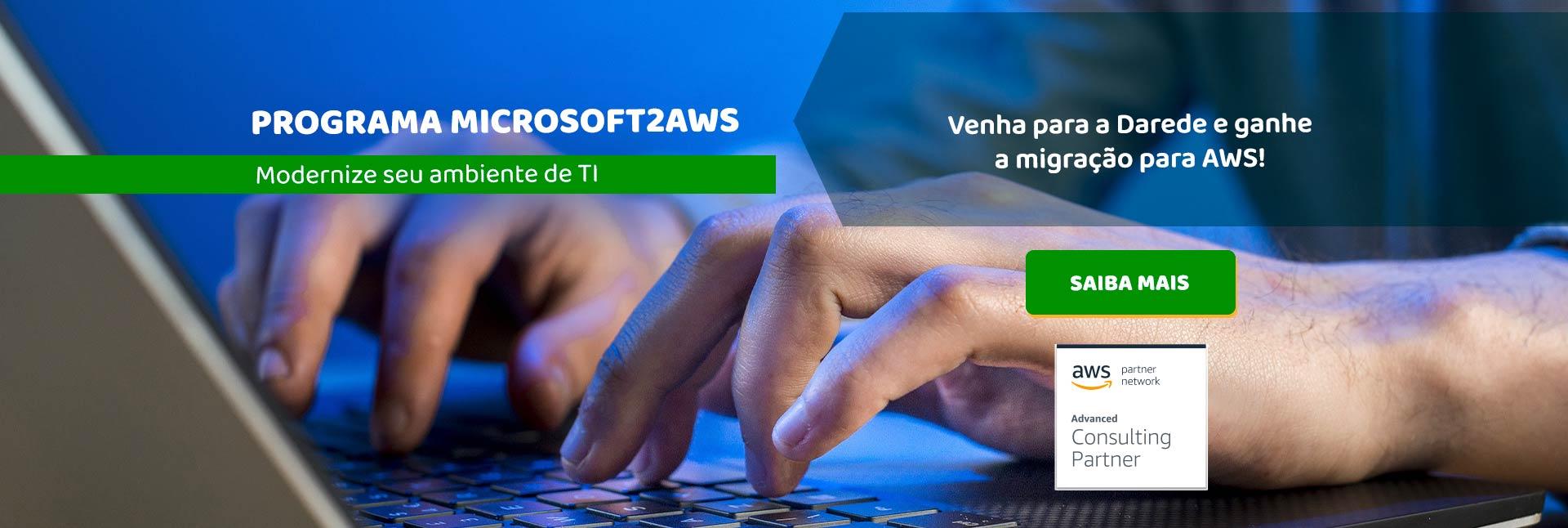 Microsoft2AWS